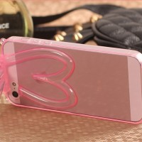 harga Rabbit Soft Case Clear iPhone 5 5s SE Silikon Casing HP Cover Stand 3D Tokopedia.com