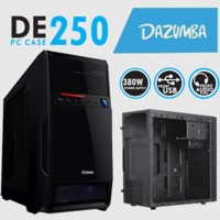 Casing Dazumba DE 250 + PSU 380W