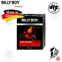 BILLY BOY kondom - Endurance (3pcs)