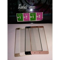 Tempered glass warna Xiaomi Minote Mi note pro minote Bamboo edition