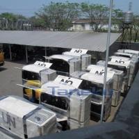 Genset Silent / Open, Bensin / Diesel, 1kW - 3750kVA, 100%New CBU