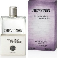 Chevignon Forever Mine Into The Legend 100ml (100% Original)