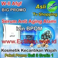 BIG PROMO New AFGF Beli 3 Gratis 1 Serum Anti Aging Alami Asli Ez Shop