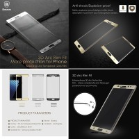 harga Baseus Full Cover Tempered Glass Samsung Galaxy Note 7 Screen Guard Tokopedia.com