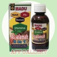 Madu Batuk As Salamah 8 in 1 | AsSalamah 8in1