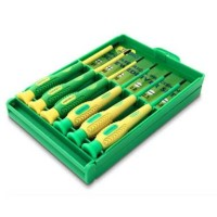harga Obeng set 6 pcs Obeng jam TEKIRO / insulation precision screwdriver Tokopedia.com