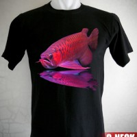 harga Kaos Arwana Super Red Reflection Tokopedia.com