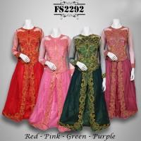 Gaun Pesta Kebaya Modern Amanda FS2292
