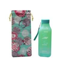 harga tas botol minum / sarung botol tosca flower Tokopedia.com