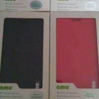 Flip Cover AMO For Coolpad SKY E501 Original