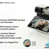 Antishock LCD for sony A6000, A5000, A7, A7ii, nex 7, A7rii