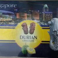 Jual Singapore Merlion Durian Chocolate Murah