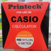 harga Ribbon Casio Calculator / Pita Kalkulator Print Printech Tokopedia.com