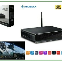 Hi Media Q10Pro Android Tv Box supports 4k HDR, H.265&VP9 Video Play