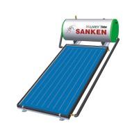 Pemanas air tenaga surya solar water Sanken F 150 P kap 150 ltr