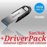 Driverpack + SanDisk Flair 16GB USB 3.0 | Driver Pack Offline