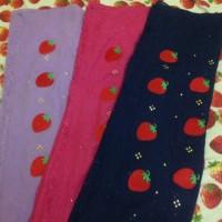 preloved pashmina hijab strawberry aplikasi