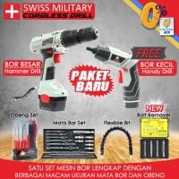 Swiss Military (Bor Listrik Cordless)