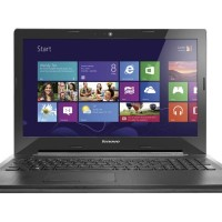 Lenovo Ideapad 300 Win10 - Intel Quad N3160 - 2GB - 500GB -14' - Hitam