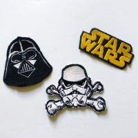 SW Movie Complete Package patch / emblem / bordir