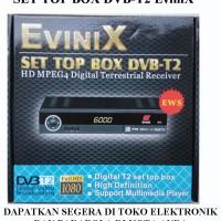 Set Top Box DVB-T2 Evinix