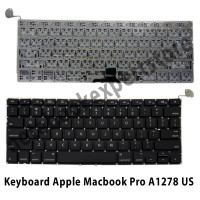 Keyboard Apple Macbook Pro A1278 US