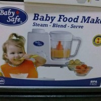 Food Maker Steam And Bland Baby Safe