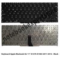"""Keyboard Apple Macbook Air 11"""" A1370 A1465 2011 2012 MC968 MC969 MD223"""