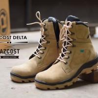 Sepatu Online Bandung Azcost Delta Safety Leather Suede Mercy