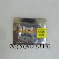 KONEKTOR SIM SAMSUNG N7000 / I9220 / E1080 / E1205 / S5360 / S5570