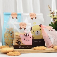 Jual kertas kado Plastik Cookies Food Bungkus makanan kue spatula oven sale Murah