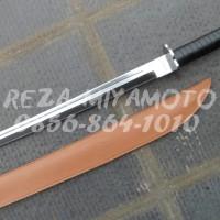 harga Pedang Golok Parang Wakizashi RAMBO, Mirip Seperti Pedang Samurai Tokopedia.com