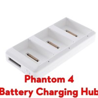 PHANTOM 4 - BATTERY CHARGING HUB Termurah !!