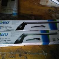 lampu jepit aquarium SOBO 110D | LED SOBO 110 D