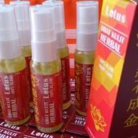 LOTUS Obat Penyakit Kulit Herbal Spray