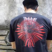 Koil Band Burn Merchandise Original Nyanyikan Lagu Perang Bandung