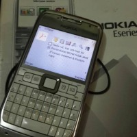 Nokia E71 White Original