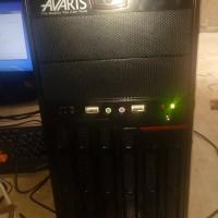 """Satu set PC second AMD Phenom II 550 BE unlock Ke X4 B50 + Benq 16"""""""