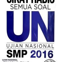 SIKAT HABIS SEMUA SOAL UN SMP 2016