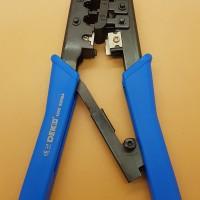 DEKKO 1009 Tang crimping tool RJ11 & RJ45 ( 6P & 8P ) with CUT
