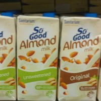 Sanitarium So Good Almond Milk Australia Import Susu