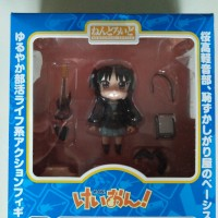 Nendoroid Mio Akiyama 82 NEW MIB KWS include guitar K-ON NEW KWS MIB