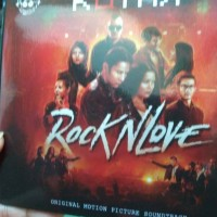 CD- Lagu Rock n Love - Kotak