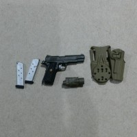harga 1/6 SS MARINE RAIDER M1911 + CQC SERPA HOLSTER Tokopedia.com