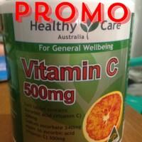 vitamin C 500 mg healthy care