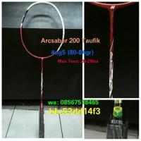 Raket Badminton Yonex ArcSaber 200 Taufik Hidayat ! 100% ori Yonex