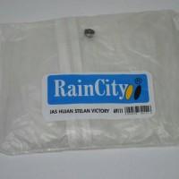 harga Jas Hujan Transparan Setelan Merk Raincity Tokopedia.com