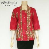 Blus Batik Solo, Blus Batik Batu Merah