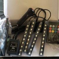 harga LED KOLONG DASHBOARD RGB + MUSIC Tokopedia.com