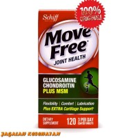 Multivitamin Schiff Move Free Advanced Triple Strength, 170 Tablets
